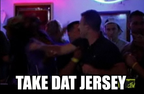 jersey shore snookie gets punched. when Snooki got punched in